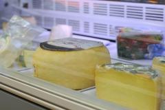 formaggio da agricoltura biologica