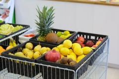 frutta bio selezionata pere mele