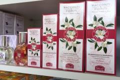 racconti fioriti magnolia stellata crema profumo gel corpo capelli