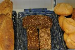 pane biologico fresco ogni giorno