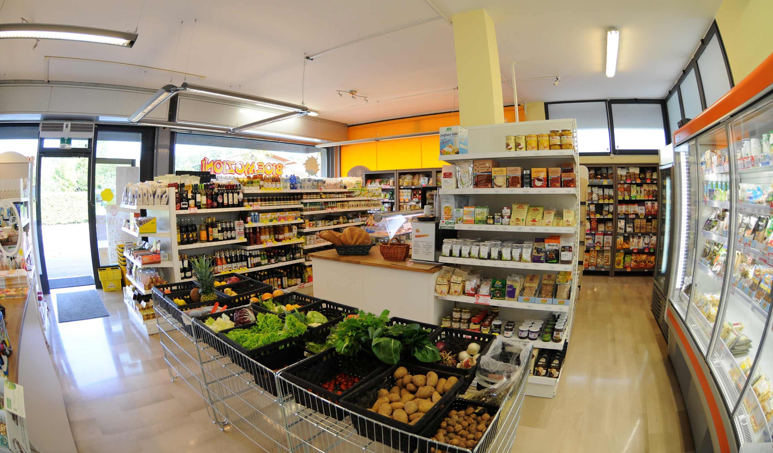 Bioemozioni negozio a Biadene di Montebelluna (TV)
