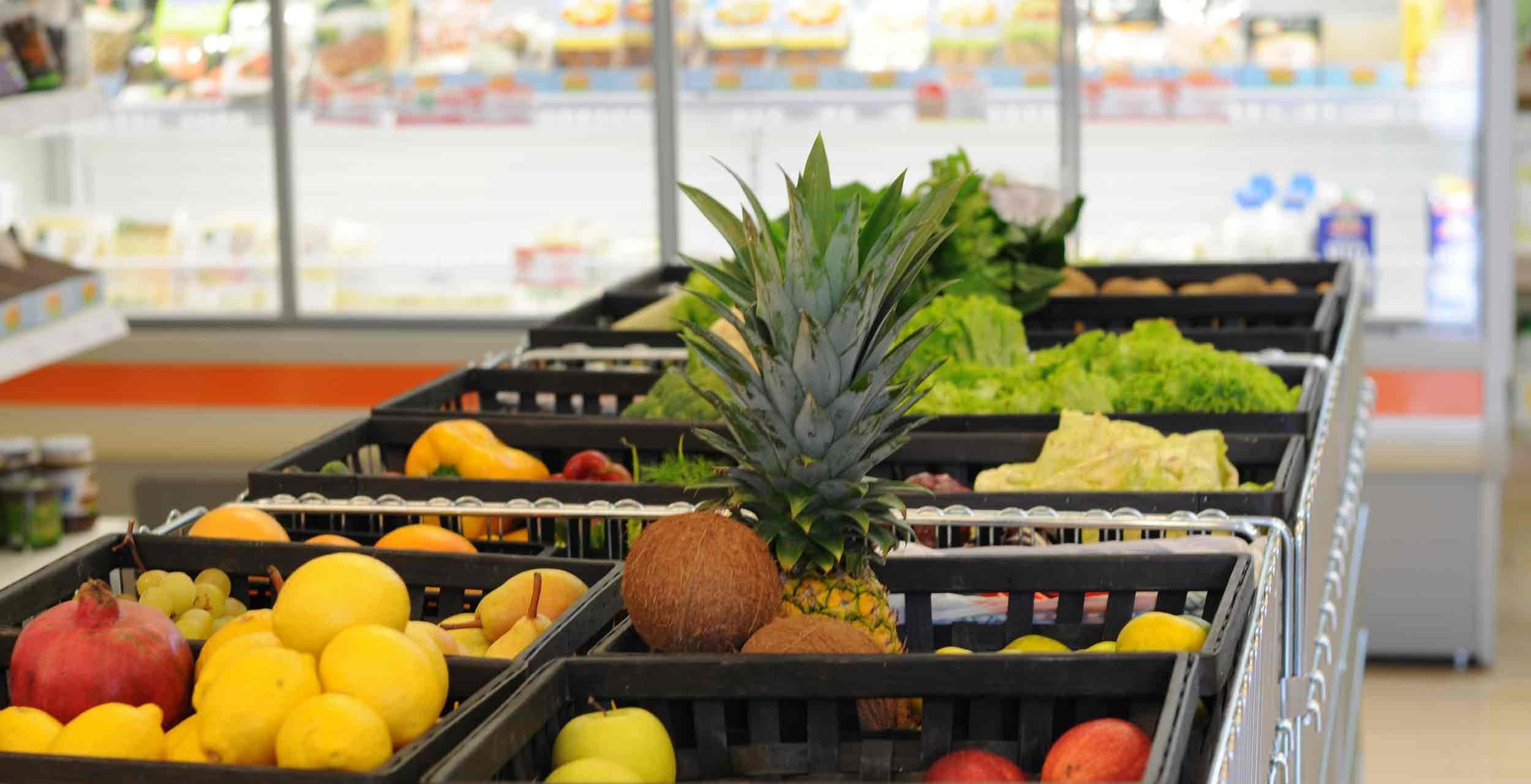 frutta e verdura bio fresca biologica