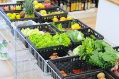 frutta e verdura biologica fresca tutti i giorni