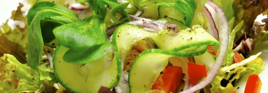 Le insalate bruciagrassi .
