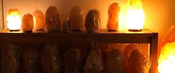 Lampade di Sale