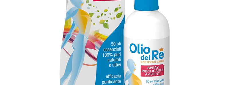 NOVITA' – SPRAY PURIFICANTE AMBIENTI